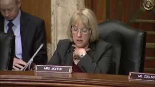 Murray Questions Federal, WA Safety & Transportation Officials on Rail Transport of Crude Oil