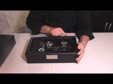 glenor co watch box for men review well made sleek modern watch glenor co watch box for men review well made sleek modern watch case