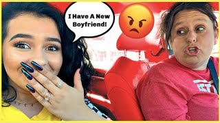 TELLING MY MOM I HAVE A NEW BOYFRIEND!