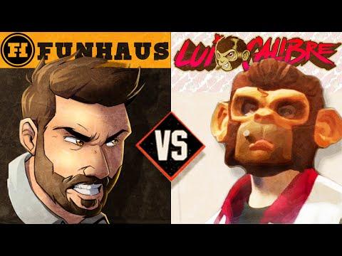 FUNHAUS VS LUI CALIBRE and Pals - GTA 5 Gameplay, Part 1 ... Lui Calibre Gta 5