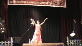 Christian Dance, Indian Christmas Programme, Scarborough,  by Rachel