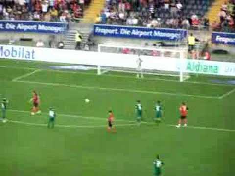 Amanatidis Scores Penalty Kick