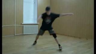 break.kiev.ua - Обучающее видео. Power Move урок №1 (RAMBLE B-BOYS)