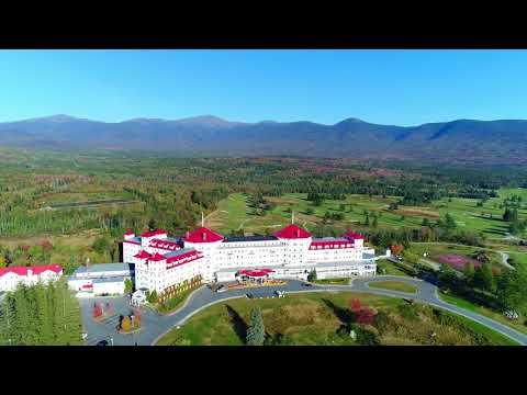 Fall Foliage Twin Mountain / Bretton Woods, NH 10/3/17