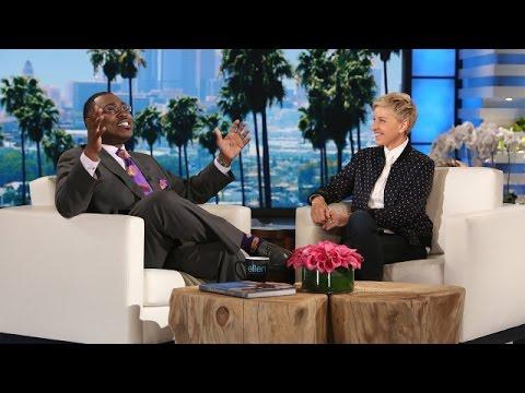 Ellen Meets An Amazingly Motivational Teacher
