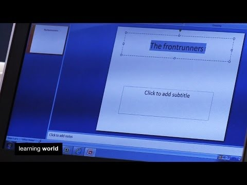 Kenya: Tailor-made cyber lessons for African needs (Learning World S4E20, 2/3) - 동영상