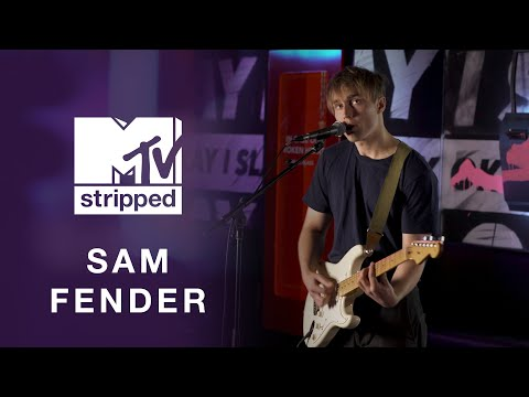 Sam Fender Performs 'Will We Talk'   STRIPPED