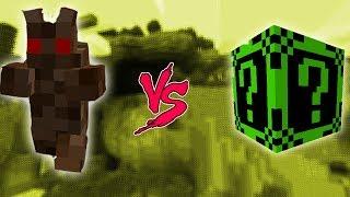 URSINHO TEDDY DO MAL VS. LUCKY BLOCK NEON (MINECRAFT LUCKY BLOCK CHALLENGE)