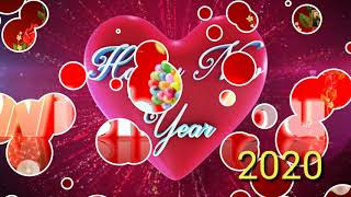 Advance Happy new year 2020 to all my best teachers and students