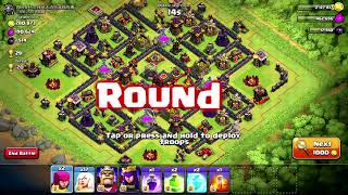 Clash Of Clans   IMMORTAL QUEEN TROLL UNSTOPPABLE HERO ATTACK!!