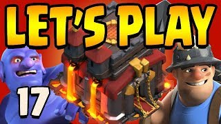 LEVEL 39 QUEEN! TH10 Let's Play ep17 | Clash of Clans