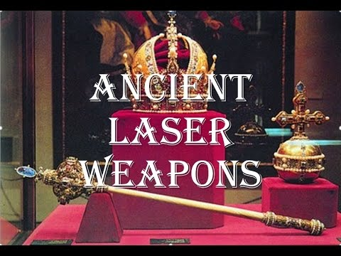 Ancient laser weapons