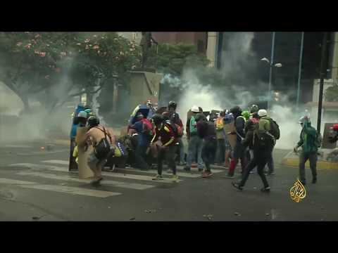 هذا الصباح - الاحتجاجات في فنزويلا تلهم الفنانين التشكيليين  - نشر قبل 6 ساعة