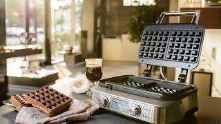 BORK G700: відеоогляд вафельниці і відгуки шеф-кухарів