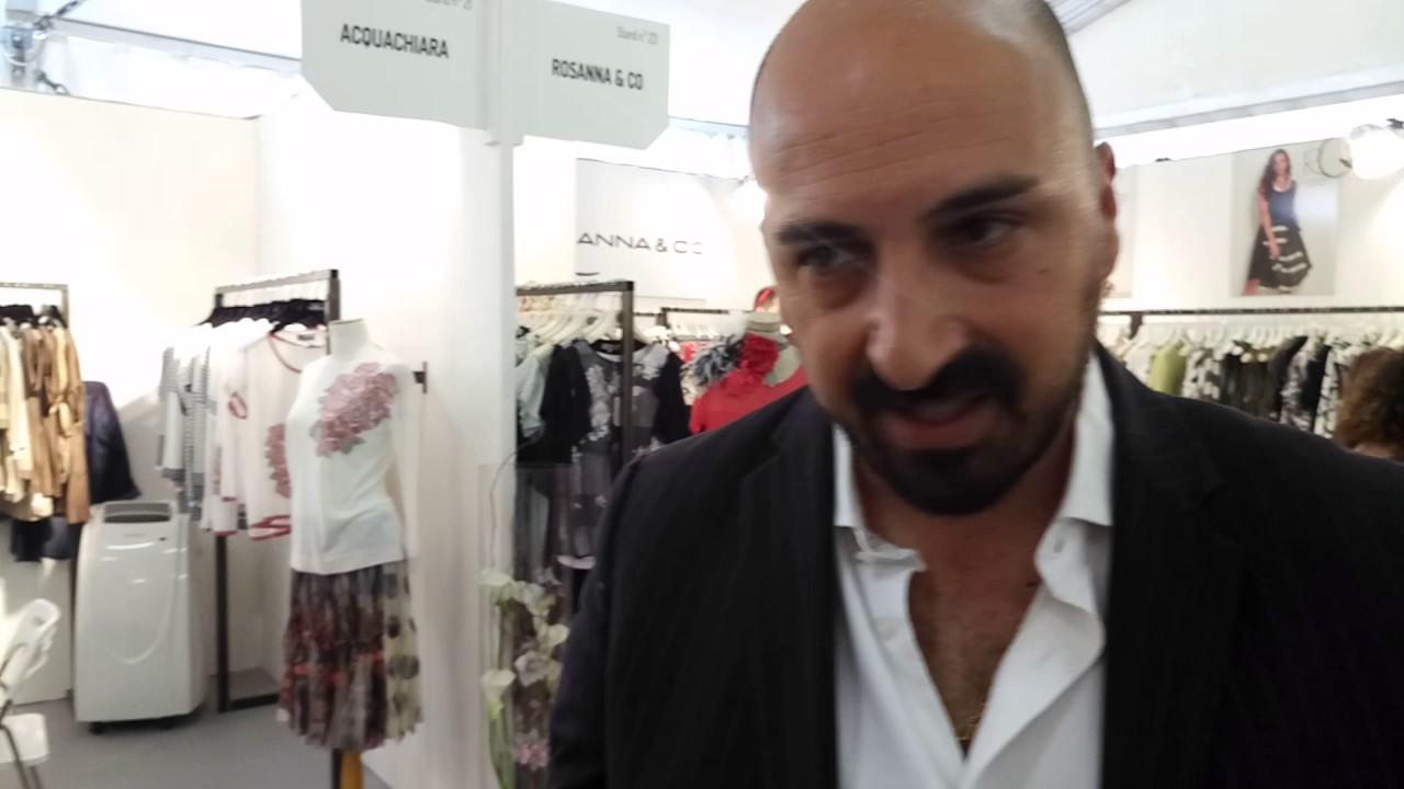 Simone Morelli Vice Sindaco Comune Di Carpi Moda Makers 2017 Youtube