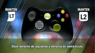 """FIFA 13 """"Nuevos Regates"""" Tutorial Español (PS3/XBOX360) FIFA13"""