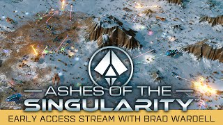 Ashes of the Singularity Dev Stream - October 22