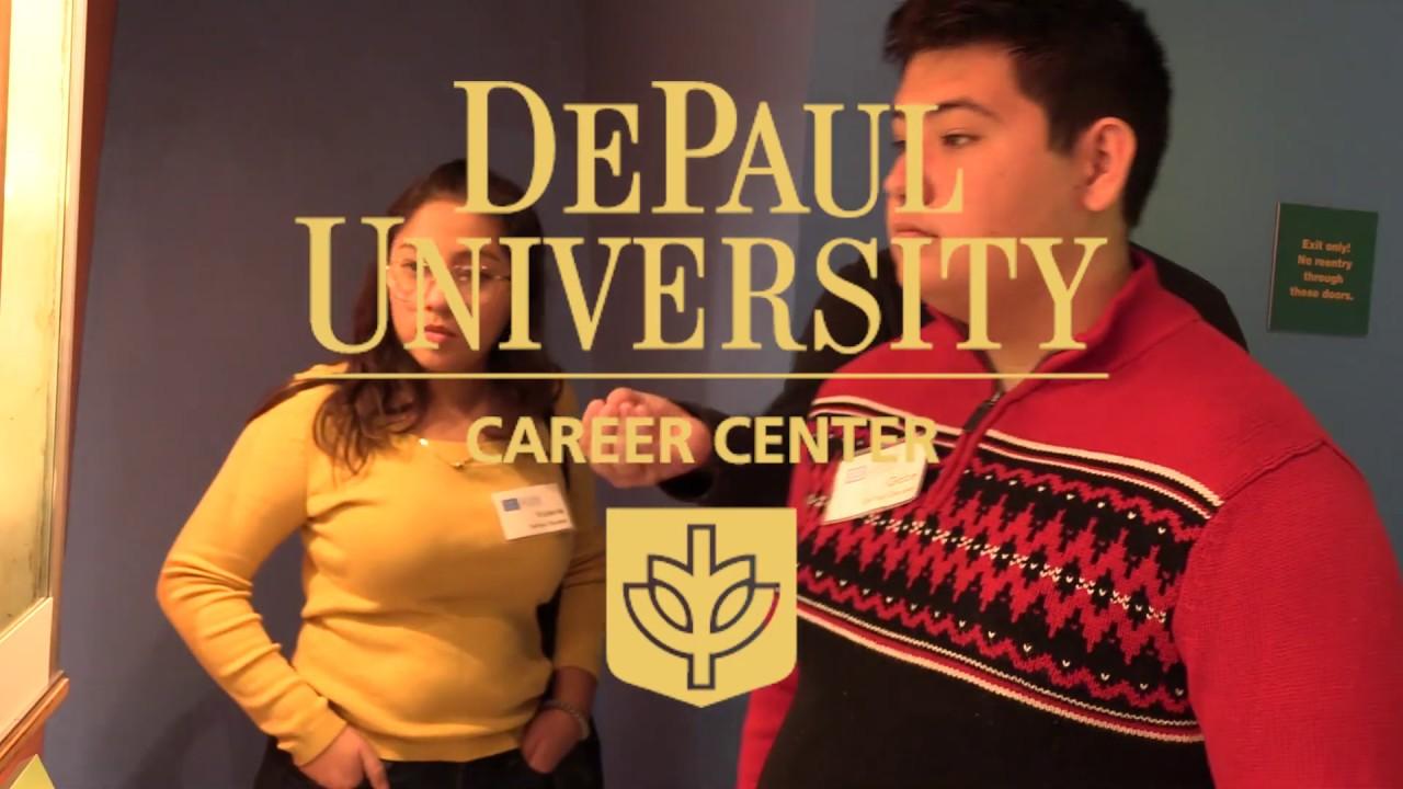 2018 Job Shadow Program – DePaul University Career Center Blog