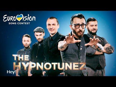 The Hypnotunez – Hey! – Национальный отбор на Евровидение-2019. Первый полуфинал