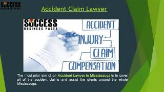Accident lawyer in brampton