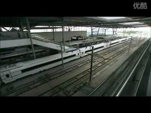 Yangtze delta high speed railway network 长三角高铁网