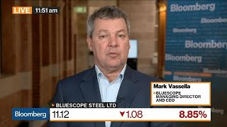 Bluescope Steel's CEO Sees Asean Region as Terrific Long-Term Growth Proposition
