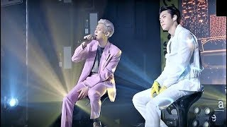190722 EXO-SC(세훈&찬열)_ What a life + 부르면 돼(Closer to you) + 있어 희미하게(Just us 2) @Showcase Live