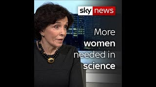 Debate: How do we get more women involved in science?