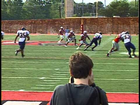 WKU vs West Virginia University Institute of Technology, 2007