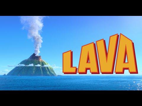 Lava - Pixar - Versão Português (Cover por David Godoy)