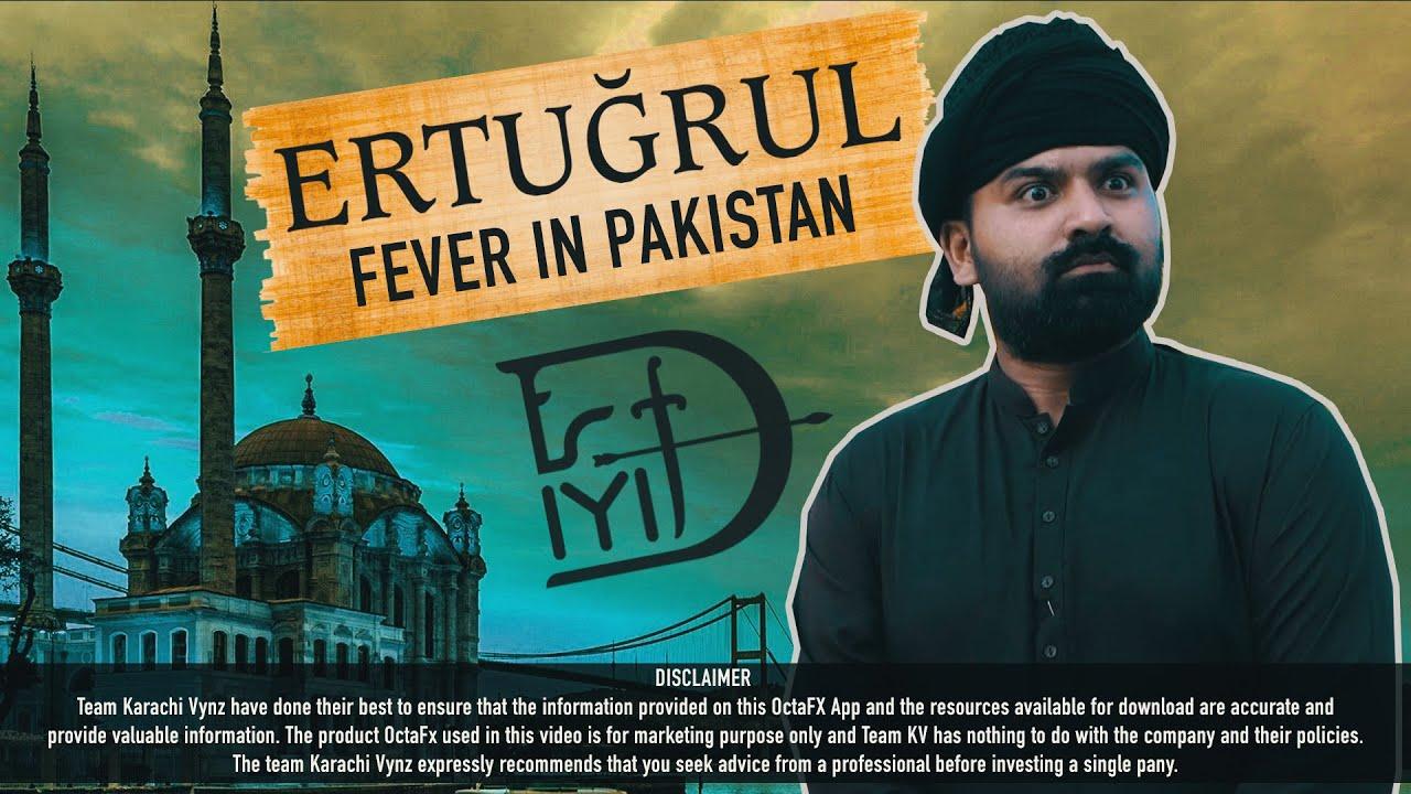 ERTUGRUL FEVER | Dirilis Ertugrul Comedy Sketch | Karachi Vynz Official