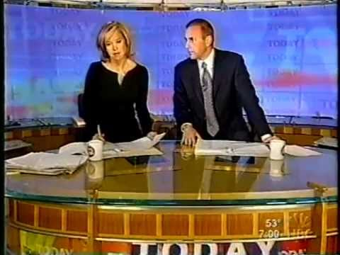 Today show open May 2003 - YouTube