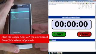 How to Install CyanogenMod on your Xperia (bootloader unlock, fastboot, Google Apps, etc.)