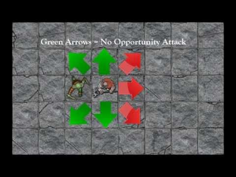 The Basics of Opportunity Attacks - D&D 5E Tutorial