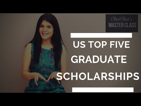 Top 5 International Scholarships for STEM Graduate Students | Study Abroad Scholarships