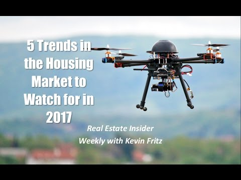 5 Trends in the Housing Market to Watch for in 2017