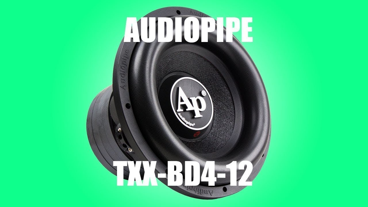 dvc wiring diagram audio pipe audiopipe txx bd4 12 subwoofer unboxing  youtube  audiopipe txx bd4 12 subwoofer unboxing