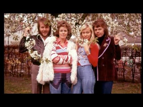 I HAVE A DREAM--ABBA  (NEW ENHANCED RECORDING) 720P