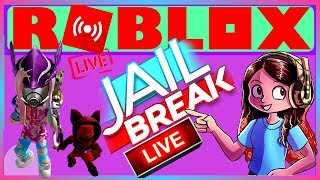 ROBLOX Jailbreak | & Other Games ( January 5Th ) Live Stream HD