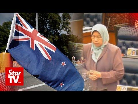 Parliament observes moment of silence for slain Malaysian teen