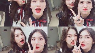 I.O.I 아이오아이- Kim Doyeon 김도연 and Jeon Somi 전소미 (DoSom 도솜) on crack