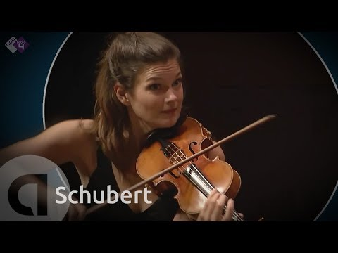 Schubert: Octet in F groot, D 803 - Janine Jansen & Friends - IKFU 2015 - Live Concert HD