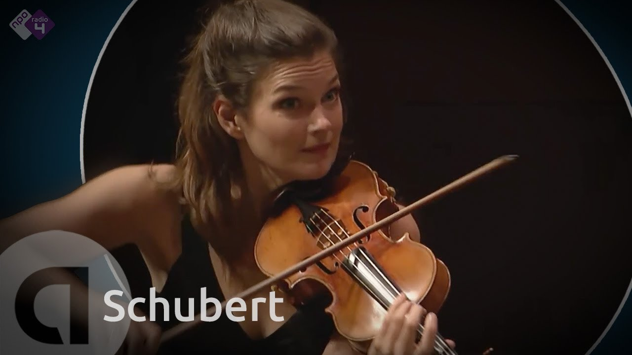 Schubert: Octet in F groot, D 803 - Janine Jansen & Friends - IKFU 2015 -  Live Concert HD