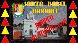 JARIPEO EN SANTA ISABEL, NAYARIT---06/MAYO/2016---