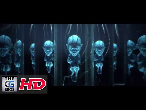"""CGI Animated Short """"ROGUE TROOPER / Masters of CG 2014 / Main shots"""" - by Clement Lauricella"""