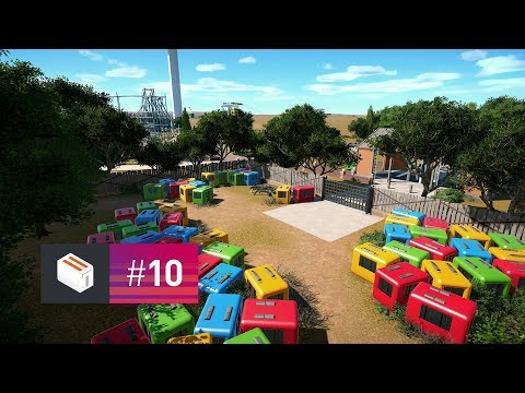 Planet Coaster: Interama — EP 10 — Cable Cars (+ Announcement)