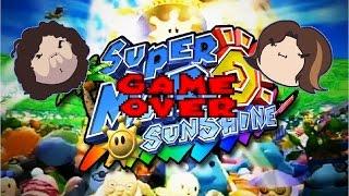 Game Grumps - Super Mario Sunshine Death Compilation