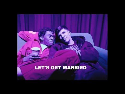 LET'S GET MARRIED - BROCKHAMPTON