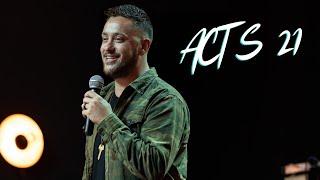 Acts 21 - Trusting God | The Bridge Church