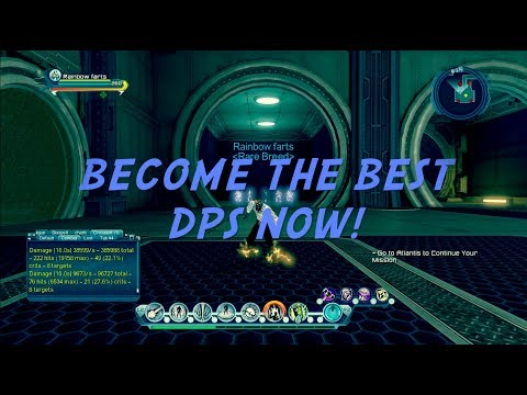 DCUO - How to be the BEST DPS possible - (2019)